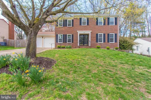 5208 Ruffner Woods Court, BURKE, VA 22015 (#VAFX1119896) :: AJ Team Realty