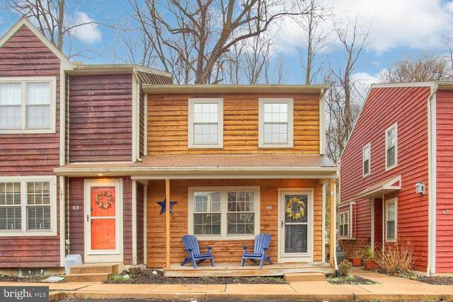 45 Chesapeake Street, LANCASTER, PA 17602 (#PALA161562) :: Liz Hamberger Real Estate Team of KW Keystone Realty