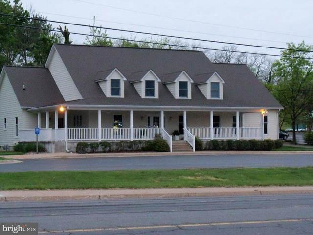 122 W Shirley Avenue #4, WARRENTON, VA 20186 (#VAFQ164898) :: Jacobs & Co. Real Estate