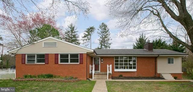6320 Nordix Drive, WARRENTON, VA 20187 (#VAFQ164900) :: Larson Fine Properties