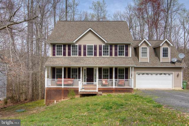 6380 Wheeler Drive, KING GEORGE, VA 22485 (#VAKG119296) :: Talbot Greenya Group