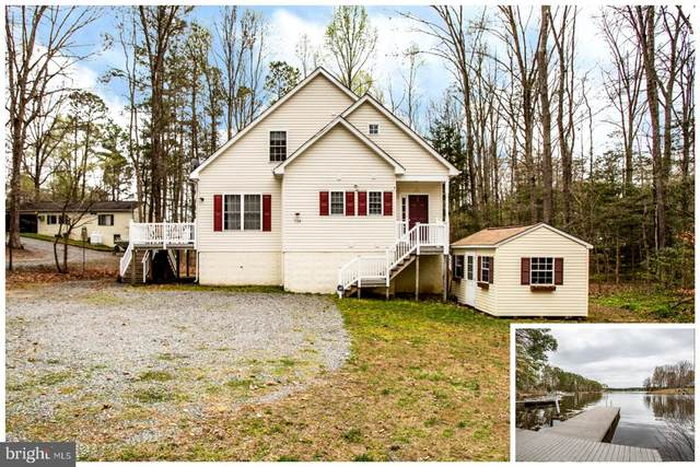 734 Lake Caroline Drive, RUTHER GLEN, VA 22546 (#VACV121880) :: The Putnam Group
