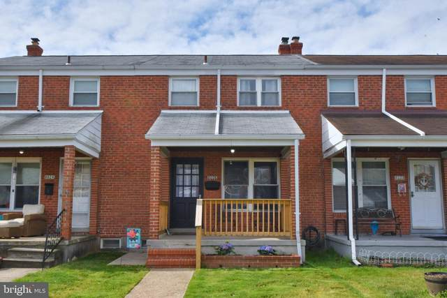 8026 Wallace Road, BALTIMORE, MD 21222 (#MDBC489952) :: The Miller Team