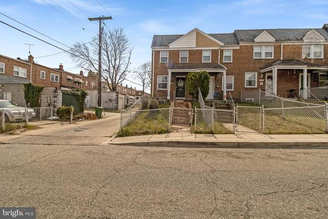 3901 Colborne Road, BALTIMORE, MD 21229 (#MDBA505590) :: Advon Group