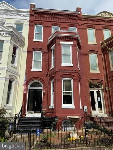 326 E Street NE, WASHINGTON, DC 20002 (#DCDC463610) :: Coleman & Associates