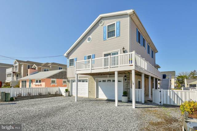 19 W South Carolina Avenue, FENWICK ISLAND, DE 19944 (#DESU158880) :: The Allison Stine Team