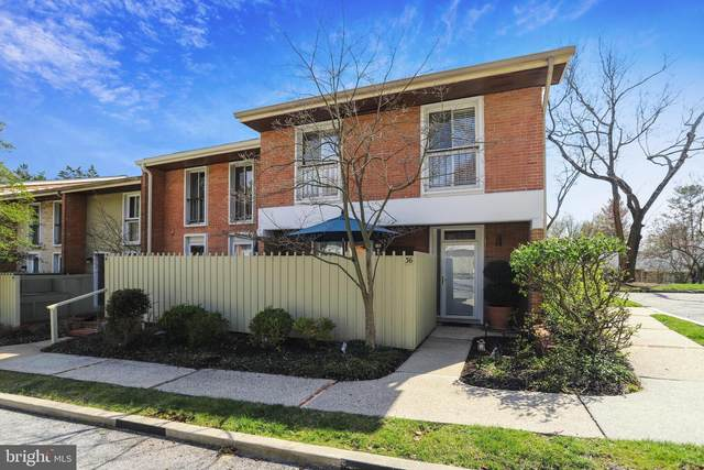 36 Palmer Green Court, BALTIMORE, MD 21210 (#MDBA505600) :: The Team Sordelet Realty Group