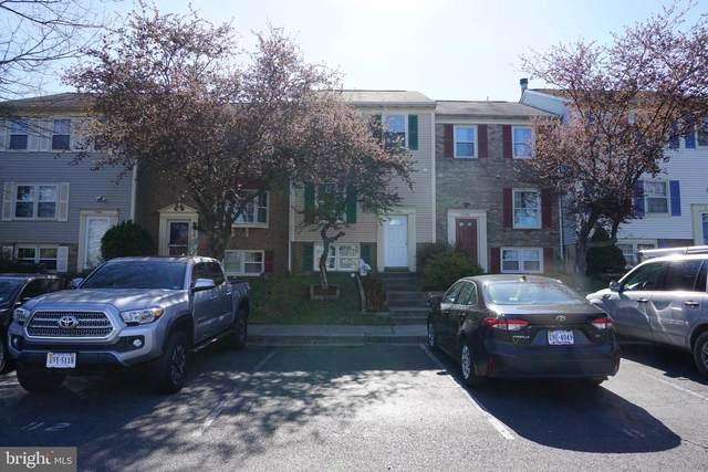 8286 Vernon Street, MANASSAS, VA 20109 (#VAPW491332) :: The Miller Team