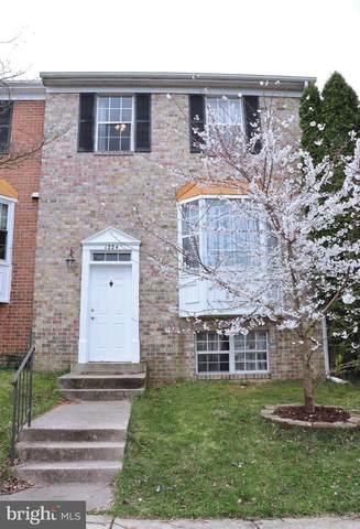 1224 Knoll Mist Lane, GAITHERSBURG, MD 20879 (#MDMC701866) :: Revol Real Estate