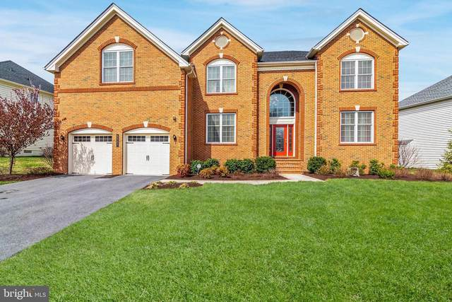 4507 Bridle Ridge Road, UPPER MARLBORO, MD 20772 (#MDPG563868) :: Blackwell Real Estate