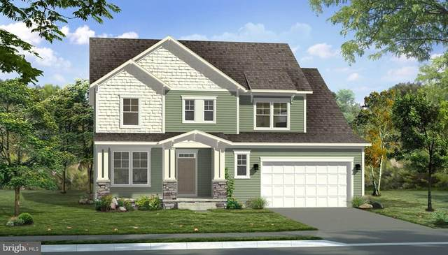 206 Dorseys Chance, NEW MARKET, MD 21774 (#MDFR261940) :: Network Realty Group