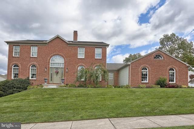 965 Carter Cove, HUMMELSTOWN, PA 17036 (#PADA120496) :: The Joy Daniels Real Estate Group