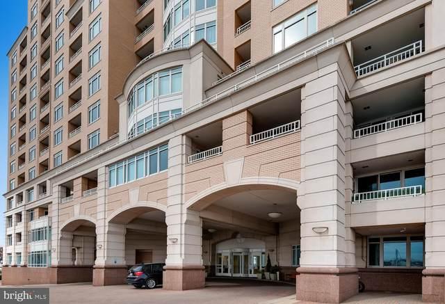100 Harborview Drive #604, BALTIMORE, MD 21230 (#MDBA505616) :: Revol Real Estate