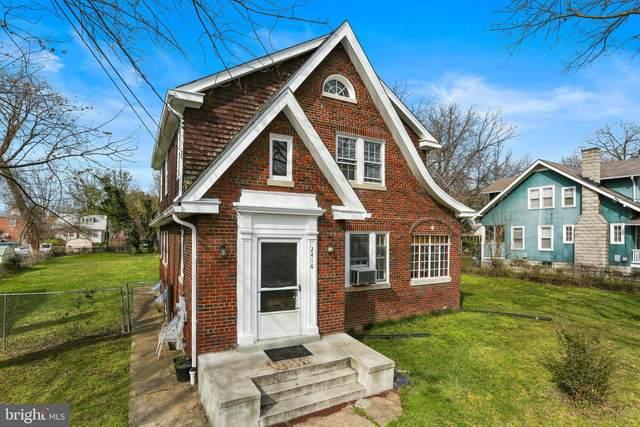 2416 Otis Street NE, WASHINGTON, DC 20018 (#DCDC463632) :: Talbot Greenya Group