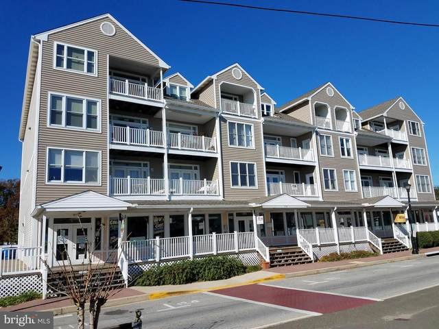 9100 Bay Avenue A307, NORTH BEACH, MD 20714 (#MDCA175536) :: Gail Nyman Group