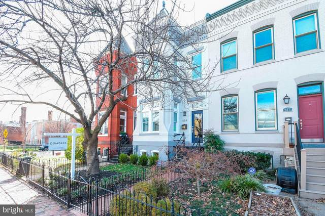 529 12TH Street SE, WASHINGTON, DC 20003 (#DCDC463638) :: Coleman & Associates