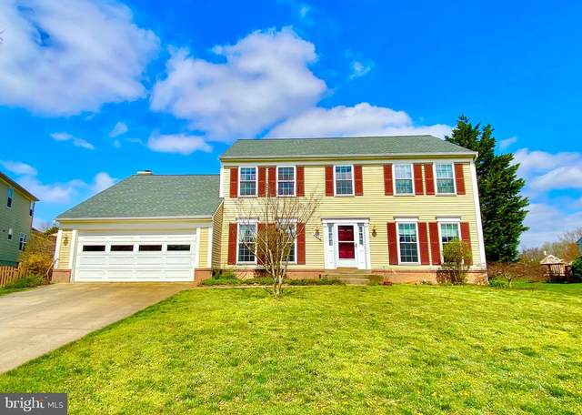 1108 Red Harvest Road, GAMBRILLS, MD 21054 (#MDAA430026) :: The Riffle Group of Keller Williams Select Realtors
