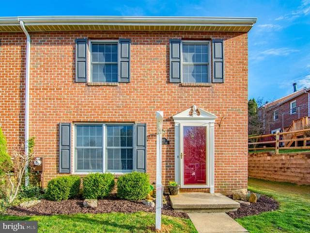 813 Chesney Lane, BEL AIR, MD 21014 (#MDHR245102) :: Revol Real Estate