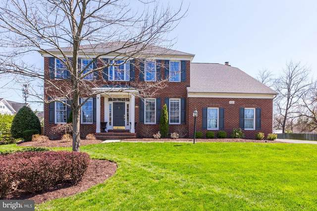 20700 Ashburn Station Place, ASHBURN, VA 20147 (#VALO407182) :: Colgan Real Estate