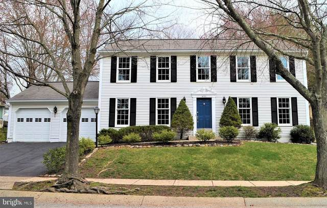 6121 Watch Chain Way, COLUMBIA, MD 21044 (#MDHW277456) :: The Miller Team