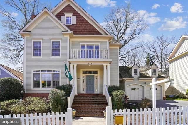 135 Treehaven Street, GAITHERSBURG, MD 20878 (#MDMC701902) :: Dart Homes