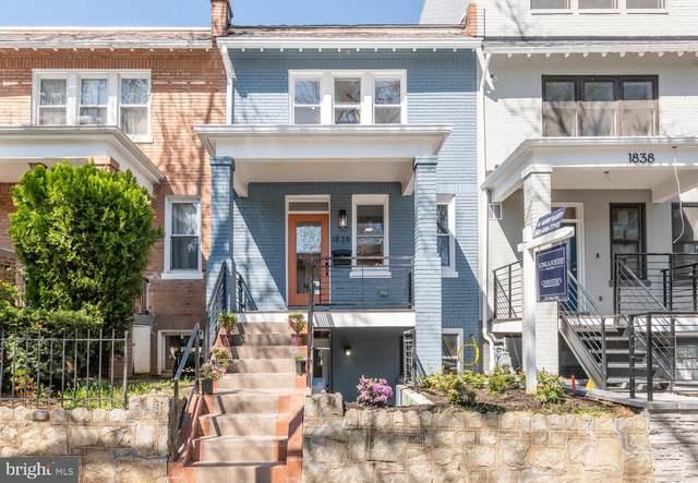 1836 Bay Street SE, WASHINGTON, DC 20003 (#DCDC463662) :: Coleman & Associates