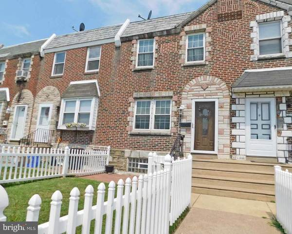 6650 Walker Street, PHILADELPHIA, PA 19135 (#PAPH886002) :: The Dailey Group