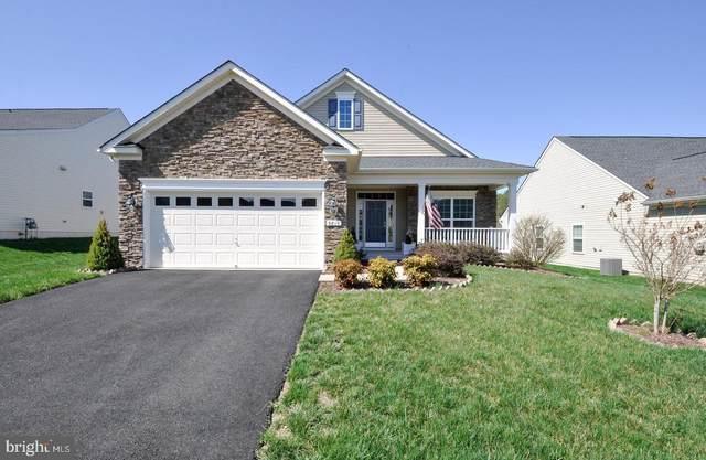9810 Millford Station Court, FREDERICKSBURG, VA 22407 (#VASP220686) :: Corner House Realty