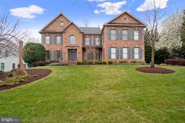 4003 Wintersweet Court, ROCKVILLE, MD 20853 (#MDMC701930) :: Revol Real Estate