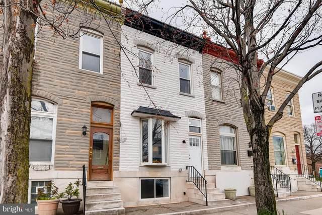152 N Kenwood Avenue, BALTIMORE, MD 21224 (#MDBA505652) :: Revol Real Estate