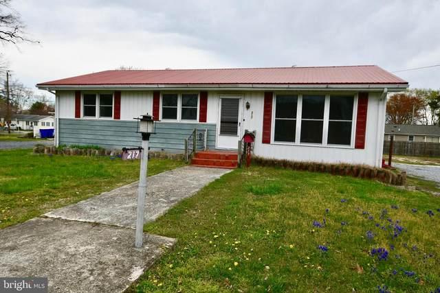 217 Oak Road, SEAFORD, DE 19973 (#DESU158906) :: Atlantic Shores Sotheby's International Realty
