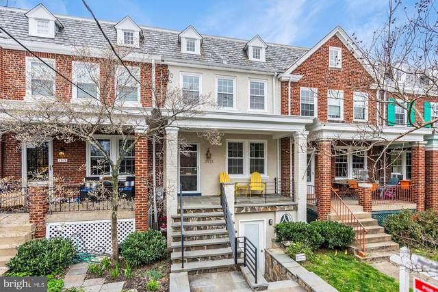 3913 Benton Street NW, WASHINGTON, DC 20007 (#DCDC463694) :: Coleman & Associates