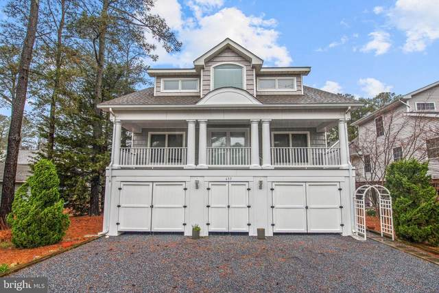 637 Tingle Avenue, BETHANY BEACH, DE 19930 (#DESU158914) :: The Allison Stine Team