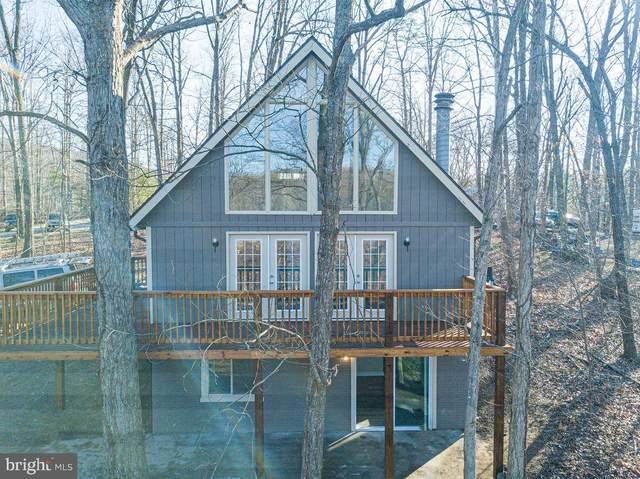 241 Huckleberry Drive, GERRARDSTOWN, WV 25420 (#WVBE176050) :: The Putnam Group