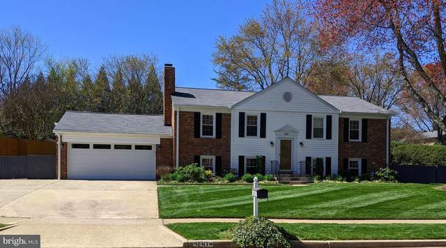 5130 Portsmouth Road, FAIRFAX, VA 22032 (#VAFX1120064) :: Homes to Heart Group