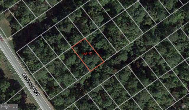 Lot 17 - 14TH STREET ESTATES, COLONIAL BEACH, VA 22443 (#VAWE116210) :: The Miller Team