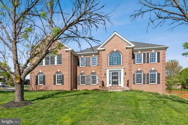 6307 Remington Drive, FREDERICK, MD 21701 (#MDFR261966) :: Seleme Homes