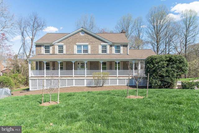 2813 Rifle Ridge Road, OAKTON, VA 22124 (#VAFX1120094) :: Cristina Dougherty & Associates