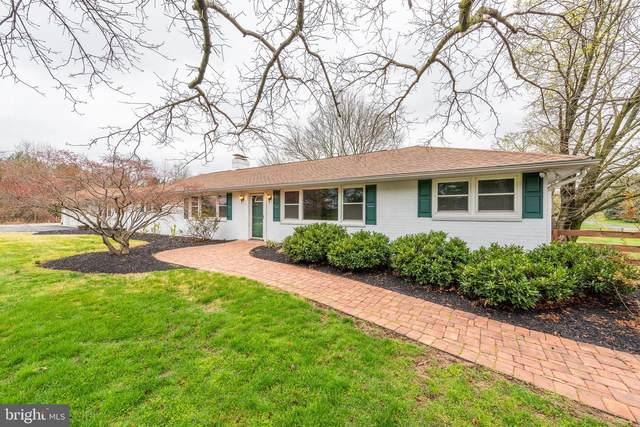 14809 Burntwoods Road, GLENWOOD, MD 21738 (#MDHW277488) :: The Bob & Ronna Group