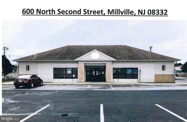 600 N 2ND Street, MILLVILLE, NJ 08332 (#NJCB126316) :: Sunita Bali Team at Re/Max Town Center
