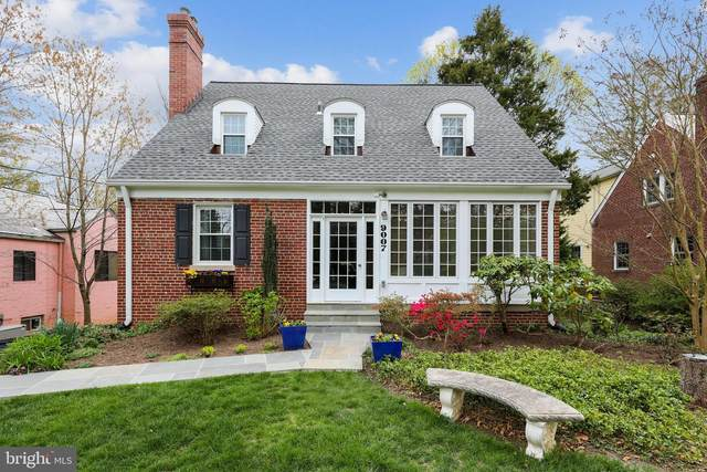 9007 Woodland Drive, SILVER SPRING, MD 20910 (#MDMC701970) :: Advance Realty Bel Air, Inc