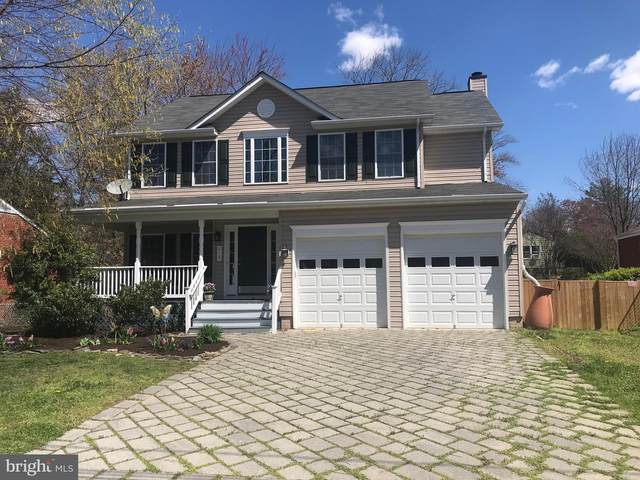 418 Sherrow Avenue, FALLS CHURCH, VA 22046 (#VAFA111036) :: Coleman & Associates