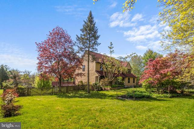 525 N Shady Retreat Road, DOYLESTOWN, PA 18901 (#PABU494084) :: ExecuHome Realty