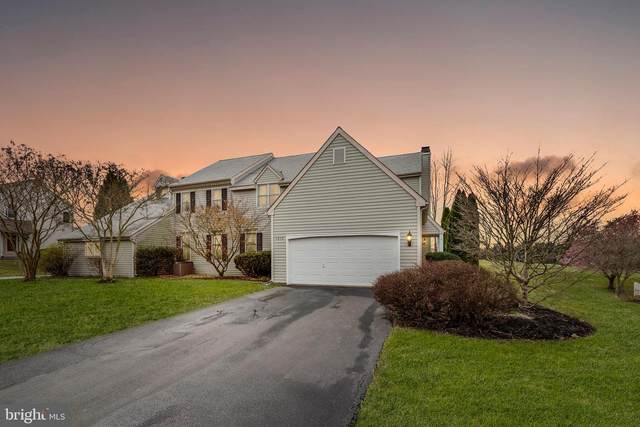1212 Huntsman Way, CHESTER SPRINGS, PA 19425 (#PACT503870) :: Nexthome Force Realty Partners
