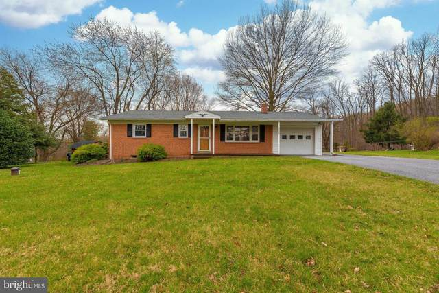 4829 Mount Zion Road, FREDERICK, MD 21703 (#MDFR262002) :: Charis Realty Group