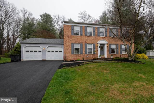 11 Paterwal Court, REISTERSTOWN, MD 21136 (#MDBC490100) :: John Smith Real Estate Group
