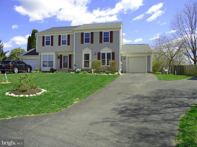 7506 Filbert Terrace, GAITHERSBURG, MD 20879 (#MDMC702022) :: Jim Bass Group of Real Estate Teams, LLC
