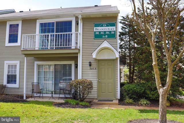 386 Delancey Place B, MOUNT LAUREL, NJ 08054 (#NJBL370014) :: Pearson Smith Realty