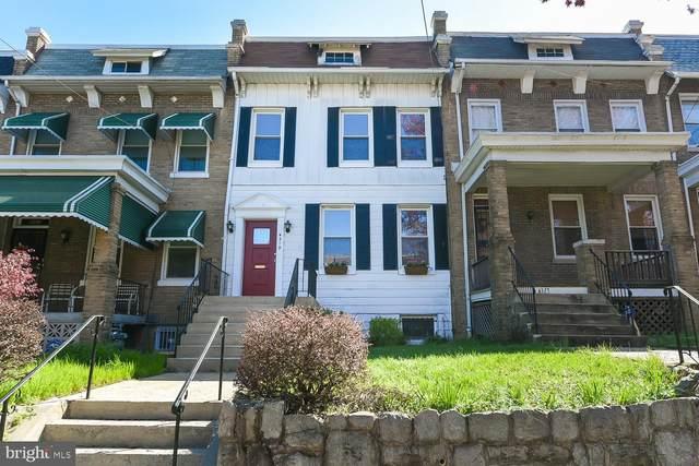 4319 4TH Street NW, WASHINGTON, DC 20011 (#DCDC463784) :: Eng Garcia Properties, LLC