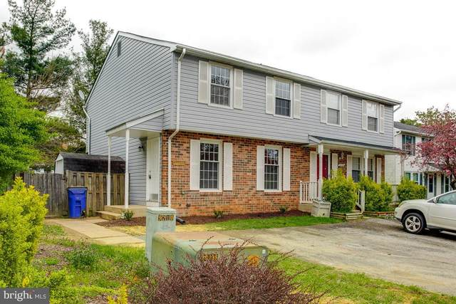9210 Connell Court, COLUMBIA, MD 21046 (#MDHW277510) :: Bob Lucido Team of Keller Williams Integrity